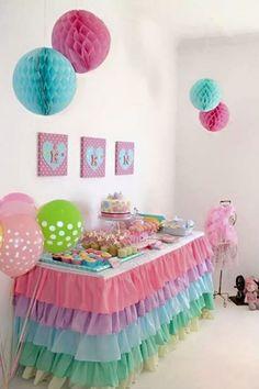 Fiestas de peques #mesas de dulces