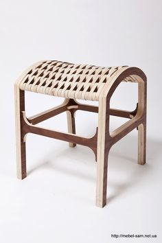 Caterpillar Stool от Hyeonil Jeong
