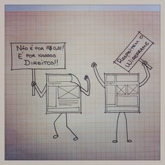 """-It's not about $0,20. It's for our rights!! - Respect the wireframes!"" #UsWireframes #UX"