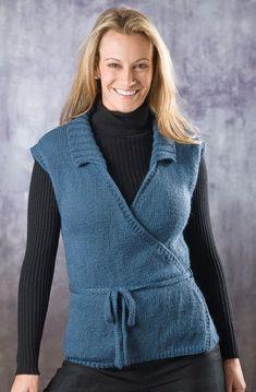 Free Universal Yarn Pattern : Jillian Wrap