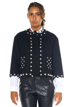 Chanel style jacket - Euro 675 | Red Valentino | Scaglione Shopping Online