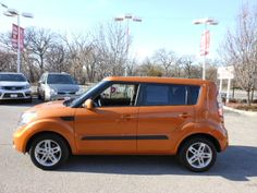 What do you think about the 2011 Kia Soul? Could you rock it?