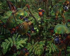 How to use Google's Deep Dream to create hallucination-like images - Features - Digital Arts