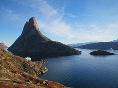 Peak IX (645m), Bear Islands, Oefjord