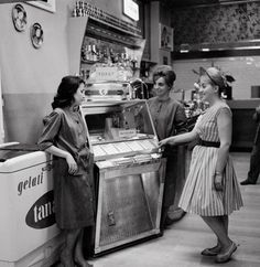 Jukebox - 50's, 60's