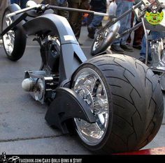 Chopper Bikes That Look Like Big Motorcycles Big tire motorcycle