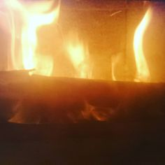 #fire #wood #oven #warm