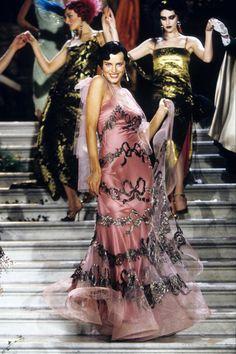 Dior Spring 1998 Haute Couture