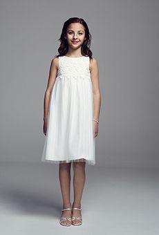 David's Bridal | Flower Girl Dress