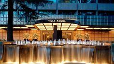 Marriott, Fairmont, Hilton, Hyatt, St. Regis... el lujo se está batiendo en duelo por los pocos hoteles a su altura que tiene Madrid y que ahora ofrece dos oportunidades únicas: Villamagna y Miguel Ángel. (Foto: Villamagna.es)