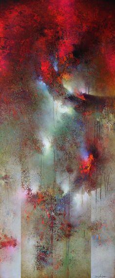 I'll Fly With You, Cody Hooper, acrylic, $4400. #contemporaryart #abstractart #acrylicart