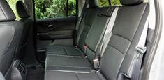 2019 Honda Ridgeline RTL-E AWD Honda Pickup, Honda Ridgeline, Car Seats