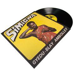 Gyedu-Blay Ambolley: Simigwa LP