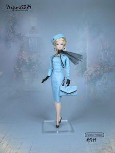 tenue outfit + accessoires pour fashion royalty barbie silkstone vintage #1719   eBay