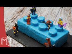 Las Recetas de MJ | TARTA LEGO (LA LEGO PELÍCULA)