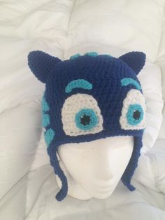 (4) Name: 'Crocheting : Catboy (Inspired by PJ Masks)