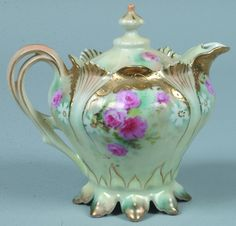 RS Prussia Tea Pot: I collect RS Prussia and would love to have a teapot