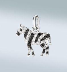 Women's zebra - Women's Pendants on Dodo E-Store