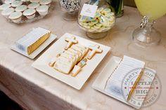 1st Holy Communion Dessert Buffet, Jungle Dessert Buffet, Mathildas Markets - Busy Little Bigs!