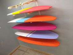 RT surfboards candies series