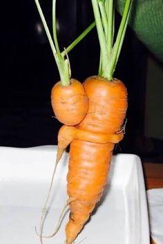 Funny Vegetables, Fruits And Vegetables, Veggies, Weird Fruit, Funny Fruit, Exotic Fruit, Jolie Photo, Fruit And Veg, Food Humor