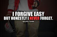 I Forgive...