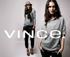 Vince clothing