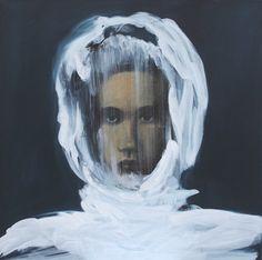 """Saatchi Online Artist Eva Kunze; Painting, """"Loop"""" #art"""