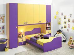 Comporre cameretta ~ Cameretta a ponte rachele furnishing bedroom camerette design
