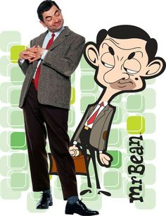 Un día normal de Mr Bean ~ ProfeDeELE.es - I like the idea of putting the things he does in order. Spanish Vocabulary, Teaching Spanish, Jocker Batman, Rowan, Learn Espanol, Mr. Bean, Mr Bean Funny, Spanish Lessons, Learn Spanish