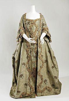 Dress.    Date: 1750–75 Culture: Italian    Credit Line: Rogers Fund, 1926