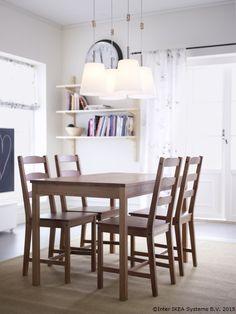 E important să ai un spațiu special pentru a lua masa. Ia un loc alături de cei dragi și povestește-le ce ai făcut azi.  http://www.IKEA.com/ro/ro/catalog/products/50211104/