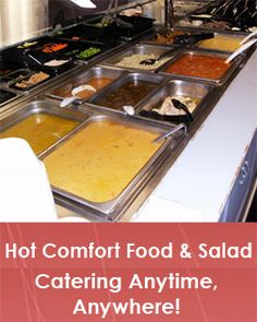 Comfort Food - Pittsfield, MA - Brenda & Co--pay by weight. salad and comfort food. no idea if any is vegan.