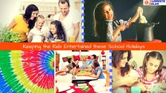 Keeping the Kids Entertained these School Holidays | Clements Airconditioning