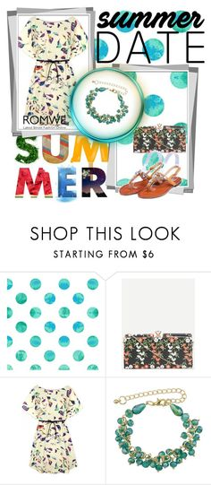"""""""ROMWE - 5 / 9"""" by thefashion007 ❤ liked on Polyvore"""
