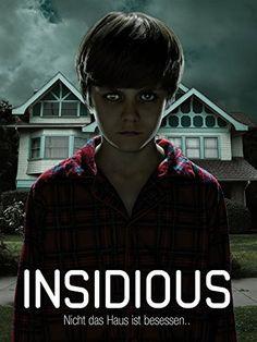 Insidious Amazon Instant Video ~ Patrick Wilson, gruselig