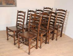 formal dining chairs with casters used Google Search
