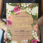 The Perfect Party Flow + 12 Tips To Make It Happen From The Graceful Host - Style Me Pretty Living