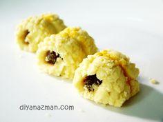 Tat Nenas (Kuih Raya Recipe – Pineapple Tart)