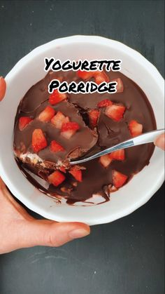 Low Calorie Desserts, Vegan Desserts, Sweet Recipes, Healthy Recipes, Snacks Saludables, Good Food, Yummy Food, Diy Food, Food Videos