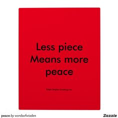peace photo plaque