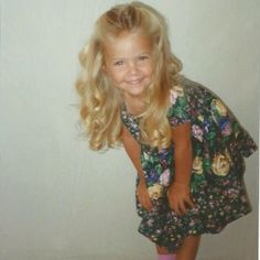 Cute Celebrity Pics from Childhood---------Ashley Benson