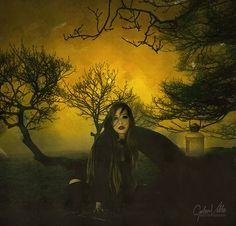 Appointed - Dark Fantasy Art by Galen Valle