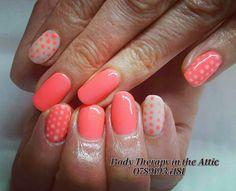 Mango Tango....  #gelllmanicure  #cloud9 #mangotango #classy&fabulous #beautifulnails  #secretofhealthynails #nailsecret #nailart #nailledit #nails #longlasting #acrylicpainting #21dayswear #naildesign @thecreativebeautygroup @gel_two