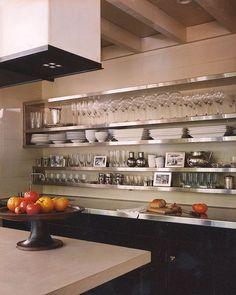Bobby McAlpine's Nashville kitchen.