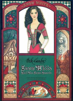 Snow White and the Seven Dwarfs by Peck-Gandre (1 of 15)