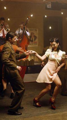 Swing dance.