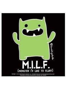Monster Mash David & Goliath M.I.L.F