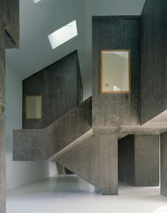 Casa dos Cubos | EMBAIXADA arquitectura. #concrete