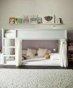 Cool Ikea Kura Beds Ideas For Your Kids Room27
